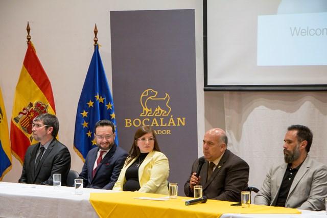 Presentación oficial de Bocalán en Ecuador, 7 de Noviembre 2018